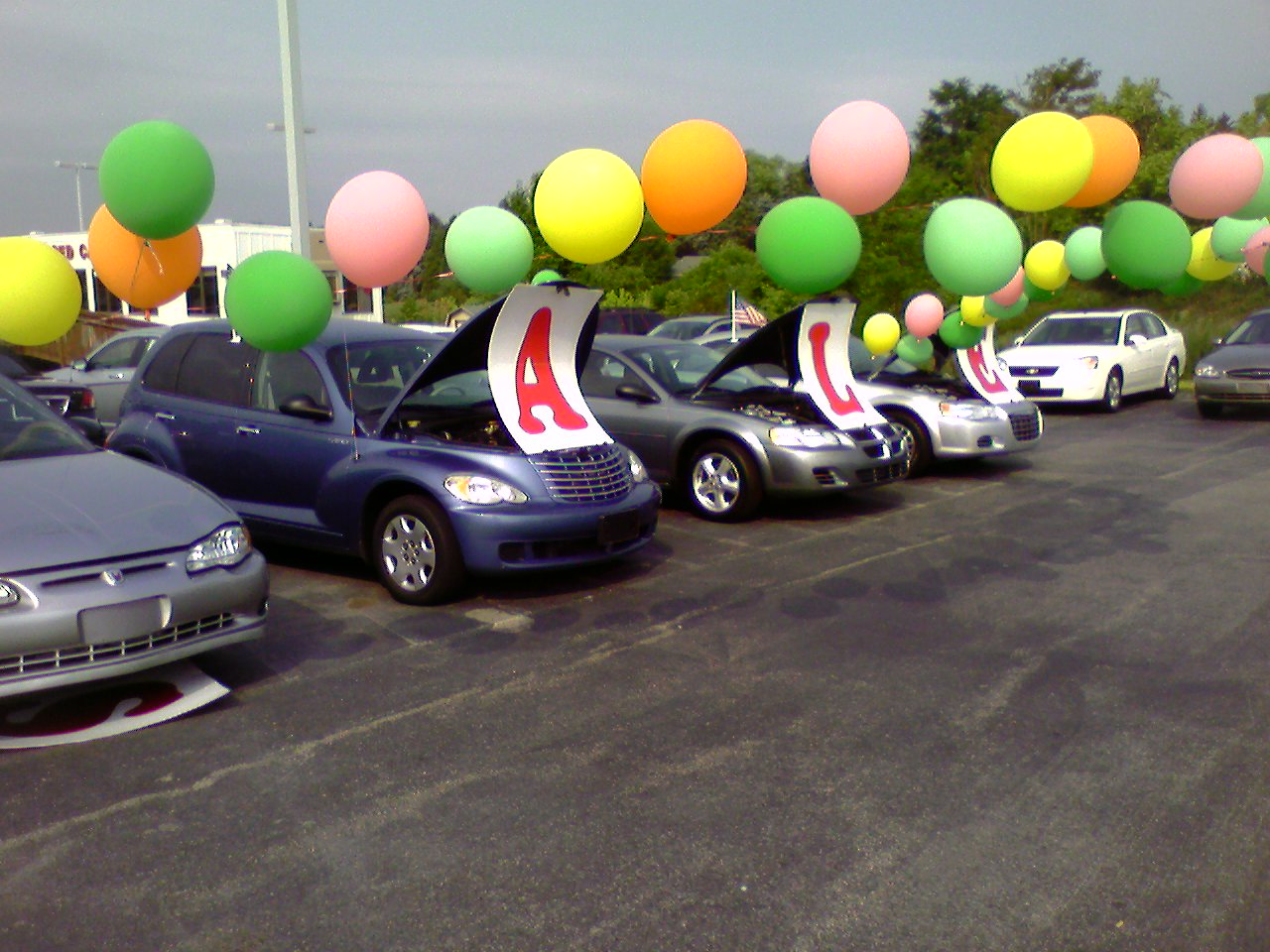Used Car Lot >> Enormous Potential In Used Cars Strong Automotive