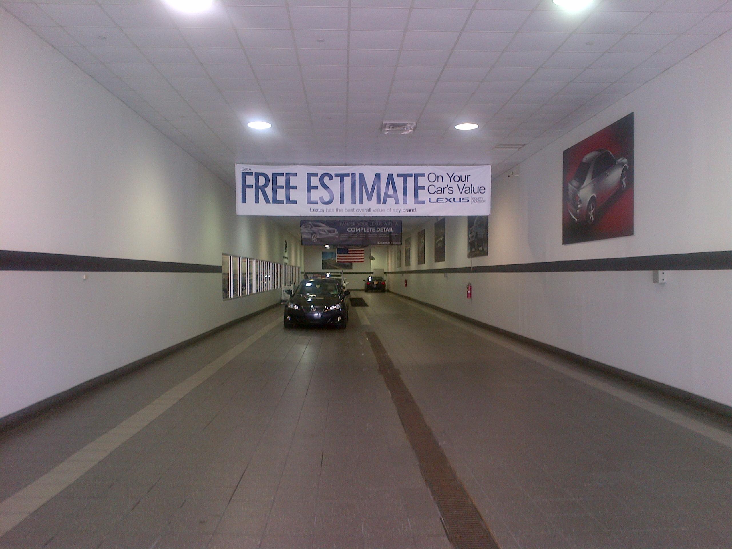 Lexus Of Bridgewater >> Lexus Dealership Sells Out of The Service Lane - Strong ...